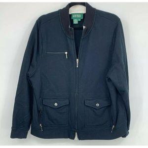 Lauren Ralph Lauren Jackets & Coats - Lauren Ralph Lauren womens plus 2X jacket moto